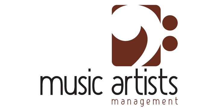 disseny logotip - Music Artists Management